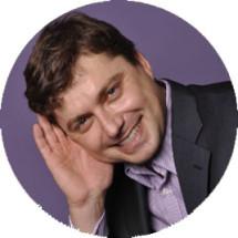 Ведущий и сценарист мероприятий Евгений Титус