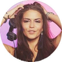 DJ Кристина Позднякова