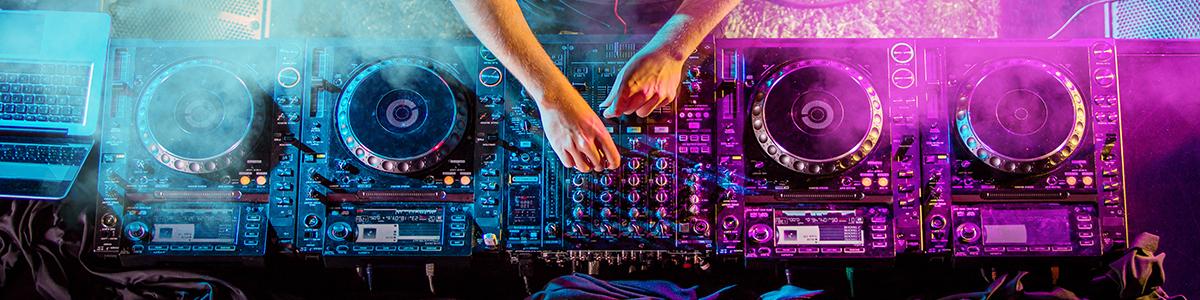 школа DJ
